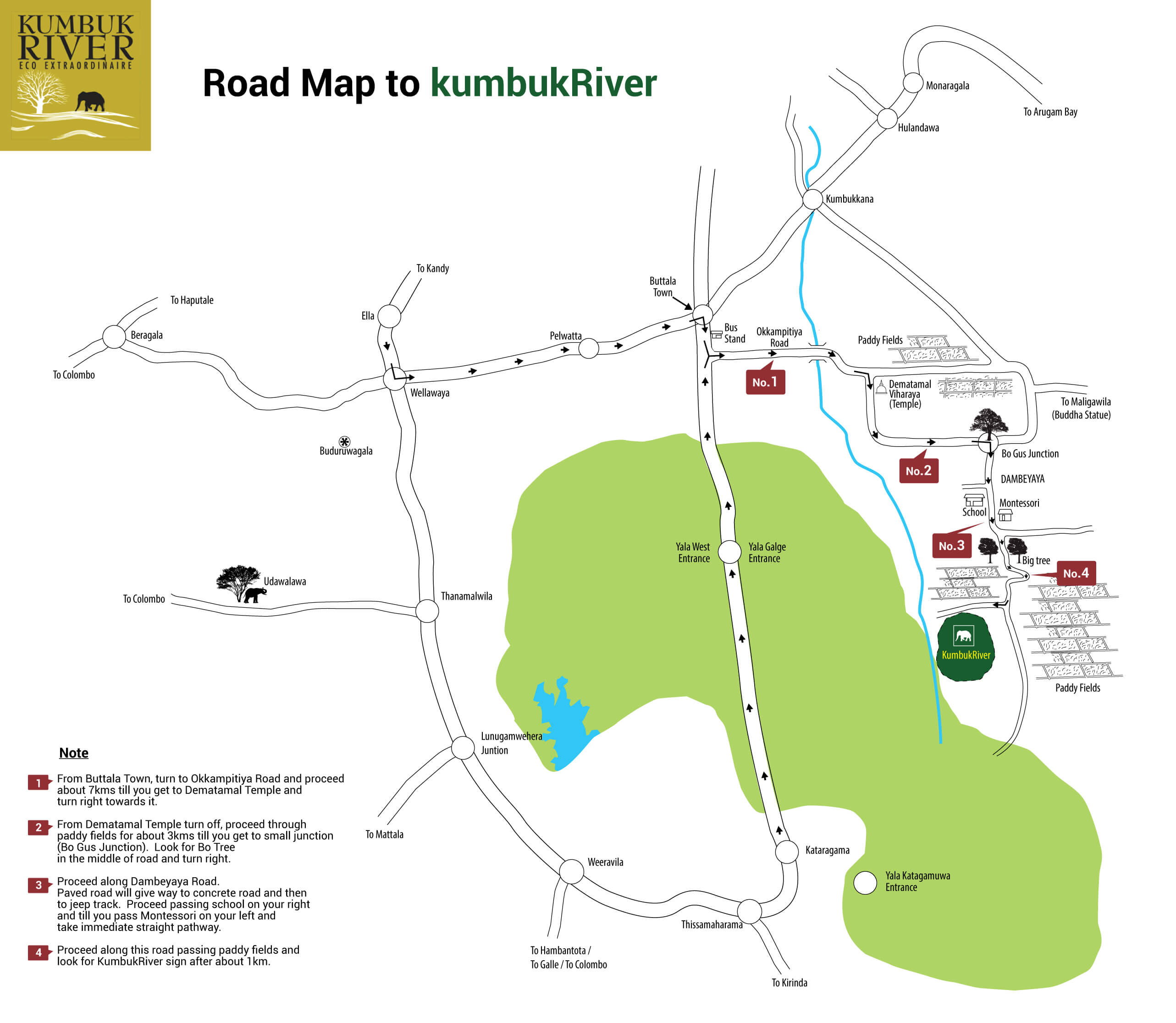Yala Hotels Official Site Kumbukriver Eco Lodge Holiday Electrical Schematics Dreams Bucket Lists The Journey Wellness Rates Route Map